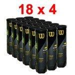 piłki tenisowe WILSON US OPEN  karton(18 puszek po 4szt) / TPW-010