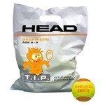 piłki tenisowe worek HEAD 72B TIP ORANGE POLYBAG - 72 sztuki / 578270