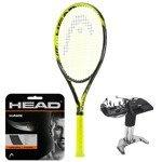 rakieta tenisowa HEAD GRAPHENE TOUCH EXTREME LITE + naciąg HEAD HAWK + naciąganie/ 232227