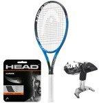 rakieta tenisowa HEAD GRAPHENE TOUCH INSTINCT S + naciąg HEAD HAWK + naciąganie / 231927