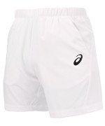 spodenki tenisowe męskie ASICS CLUB WOVEN SHORT 7-INCH / 130238-0001