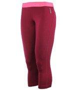 spodnie sportowe damskie 3/4 REEBOK WOROUT READY CAPRI / AY1865