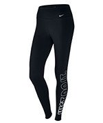 spodnie sportowe damskie NIKE DRY TRAINING  TIGHT / 802943-010