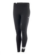 spodnie sportowe damskie PUMA ESSENTIALS NO.1 LEGGINGS / 838422-01