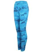 spodnie sportowe damskie REEBOK ONE SERIES NYLUX TIGHT / AJ0685