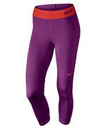 spodnie termoaktywne damskie 3/4 NIKE PRO COOL CAPRI / 725468-556