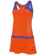 sukienka tenisowa dziewczęca BABOLAT DRESS RACERBACK / 2GF16092-104