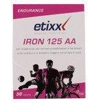 suplement ETIXX IRON 125 AA / 30 tabl.