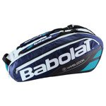 torba tenisowa BABOLAT RACKET HOLDER X6 PURE WIMBLEDON / 150949, 751147-148
