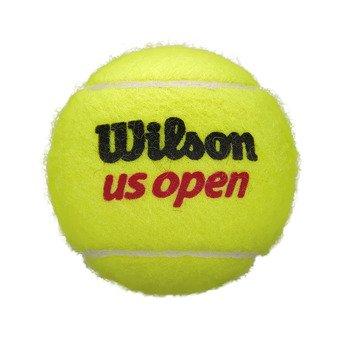 5 x Piłki tenisowe Wilson US OPEN 4 szt/puszka