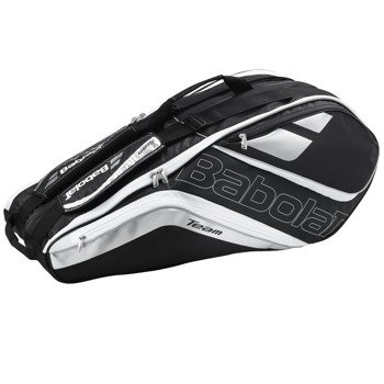 Torba tenisowa BABOLAT RACKET HOLDER TEAM X6 silver / 751121-108