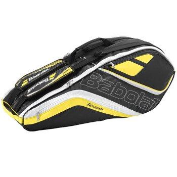 Torba tenisowa BABOLAT RACKET HOLDER TEAM X6 yellow / 751121-113