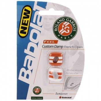 Wibrastop BABOLAT CUSTOM DAMP Roland Garros X2