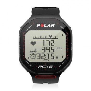Zegarek sportowy z pulsometrem POLAR RCX5 RUN