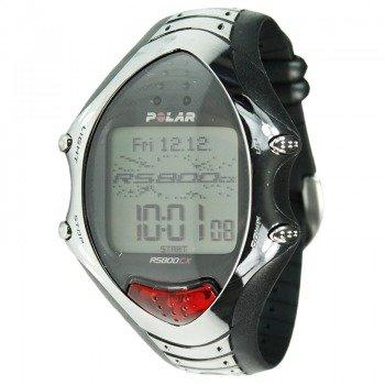 Zegarek sportowy z pulsometrem POLAR RS800CX