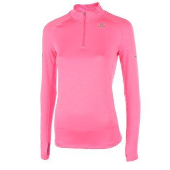 bluza do biegania damska ADIDAS SEQUENCIALS HALF ZIP LONGSLEEVE / G91739