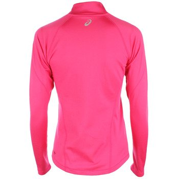 bluza do biegania damska ASICS ESSENTIAL WINTER 1/2 ZIP / 114639-0211