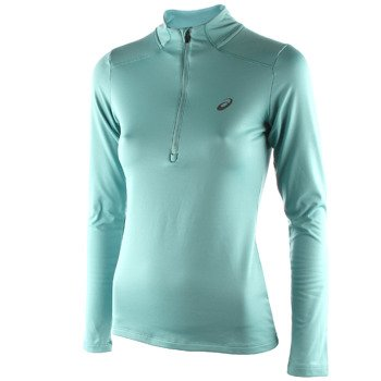 bluza do biegania damska ASICS ESSENTIALS WINTER 1/2 ZIP / 134109-8148