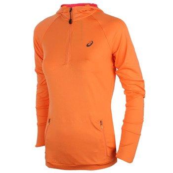 bluza do biegania damska ASICS FUZEX LONG SLEEVE HOODIE / 129977-0558