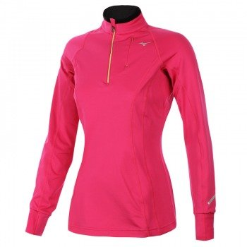 bluza do biegania damska MIZUNO WARMALITE TOP