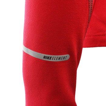 bluza do biegania damska NIKE ELEMENT HALF ZIP / 481320-602