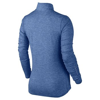 bluza do biegania damska NIKE ELEMENT HALF ZIP / 685910-443