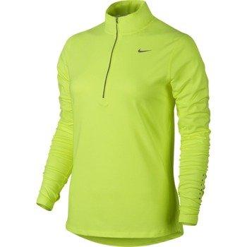 bluza do biegania damska NIKE ELEMENT HALF ZIP / 685910-702