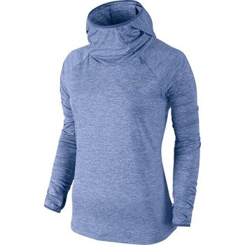 bluza do biegania damska NIKE ELEMENT HOODY / 685818-486