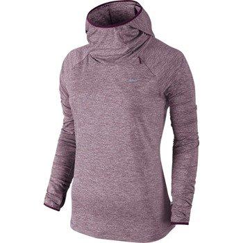 bluza do biegania damska NIKE ELEMENT HOODY / 685818-563