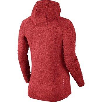 bluza do biegania damska NIKE ELEMENT HOODY / 685818-697