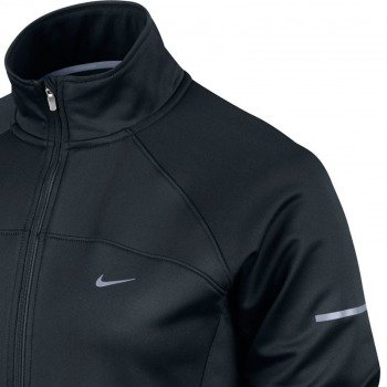 bluza do biegania damska NIKE ELEMENT THERMAL FULL ZIP / 547386-010