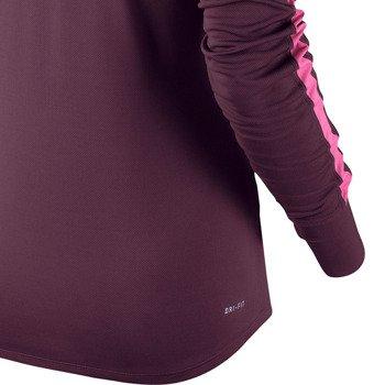 bluza do biegania damska NIKE RACER HOODY / 618997-632