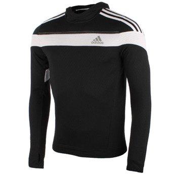 bluza do biegania męska ADIDAS RESPONSE ICON HOODIE / D85714