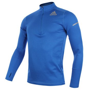 bluza do biegania męska ADIDAS SEQUENCIALS RUN HALF ZIP / AA5778