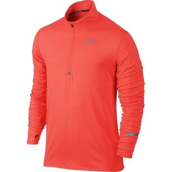 bluza do biegania męska NIKE DRI-FIT ELEMENT HALF ZIP / 683485-877