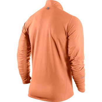 bluza do biegania męska NIKE ELEMENT 1/2 ZIP / 504606-824