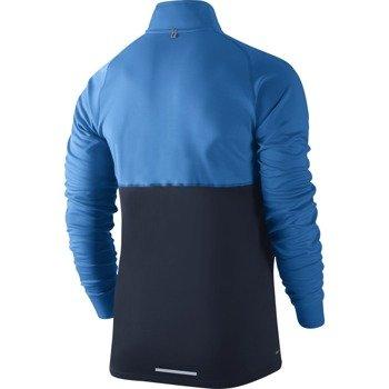 bluza do biegania męska NIKE RACER 1/2 ZIP TOP / 648588-436