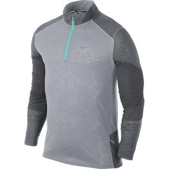 bluza do biegania męska NIKE TRAIL KIGER HALF ZIP / 620100-012