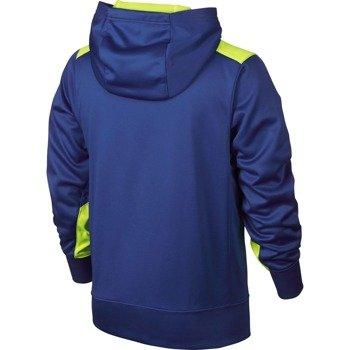 bluza sportowa chłopięca NIKE KO 3.0 HOODIE / 716859-480