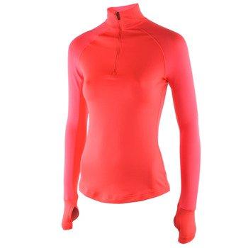 bluza sportowa damska ADIDAS TECHFIT CLIMAWARM 1/2 ZIP / AY6173