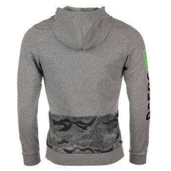 bluza sportowa męska REEBOK WORKOUT READY FULL ZIP HOODIE / AK1511