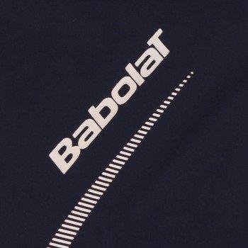 bluza tenisowa chłopięca BABOLAT JACKET CLUB