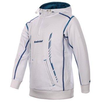 bluza tenisowa chłopięca BABOLAT SWEAT MATCH PERFORMANCE / 42S1450-101