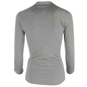 bluza tenisowa damska NIKE BASELINE 1/2 ZIP TOP / 546075-063