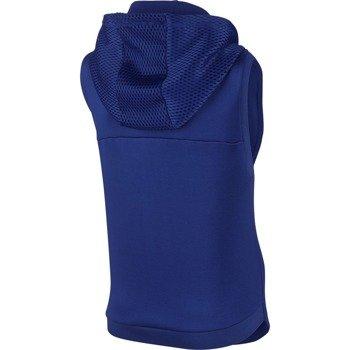 bluza tenisowa damska NIKE COURT HOODED SLEEVLESS VEST / 744002-455