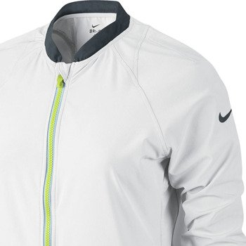 bluza tenisowa damska NIKE WOVEN COURT FULL ZIP JACKET / 646181-100