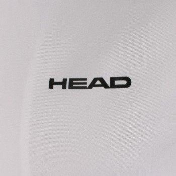 bluza tenisowa męska HEAD HARTLEY ALL SEASON JACKET / 811193 WHBK