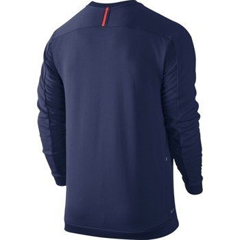 bluza tenisowa męska NIKE COURT CREW / 728995-410