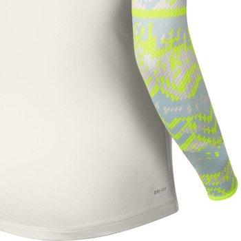 bluza termoaktywna damska NIKE PRO HYPERWARM NORDIC HALF-ZIP / 649089-121