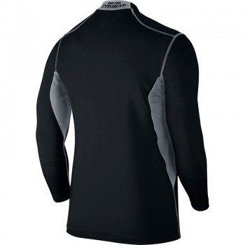 bluza termoaktywna męska NIKE HYPERWARM DRI FIT MAX 1/4 ZIP / 543596-013